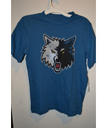 Boys or Girls  NBA Minnesota Timberwolves T-Shirt  Sizes /M/ L  NWT  - $12.79