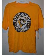 NHL TEAM  Boys Pittsburgh Penguins T- Shirt  Various Sizes  NWT - $11.99