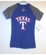 MLB Texas Rangers Girls T-Shirt Sizes  M or L or XL  NWT - $15.99