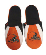 NFL Cleveland Browns Mens Slippers NWT Sizes  X... - $14.99