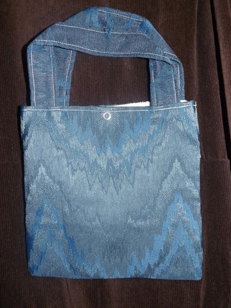 Blue Elvis handbag/purse IN STOCK