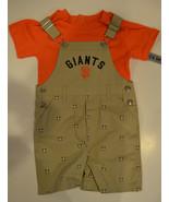 Genuine Merchandise MLB San Francisco Giants 2 Piece Outfits NWT Sizes: ... - $15.99