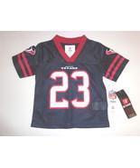 NFL-PLAYERS-Houston-Texans-Arian-Foster-23-Navy Jersey Boys Various Siz... - $18.39