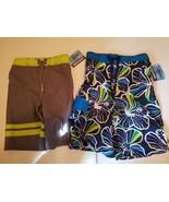 Joe Boxer   Boys  Board Short Swim Trunks Size  8 or 10/12   NWT  - $11.99