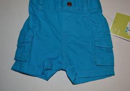 Circo Infant  Boys  Cargo Shorts  Blue Size 3M     NWT - $4.07