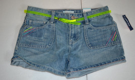 Old Navy  Girls  Shorts Sizes 10 or 12 Nwt  Jean With Belt - $10.49