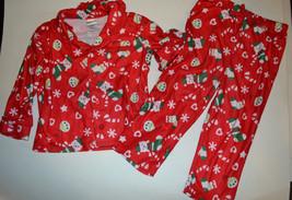 Absorba  2-piece Set  Infant Girls Christmas Pajamas   SIZE 24M  NWT  - $11.19