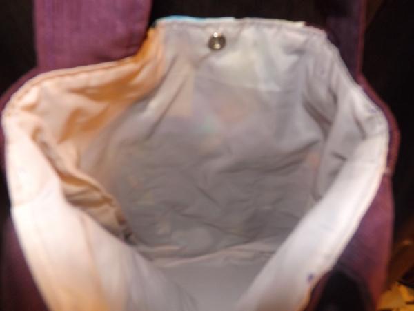 Purple Elvis handbag IN STOCK