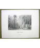 CANADA Settlers First Settlement in Forest - 18... - $17.82