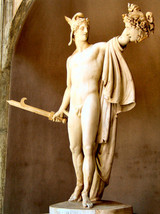Perseus with the Head of Medusa by Canova -  Cards and Small Prints - $8.15+
