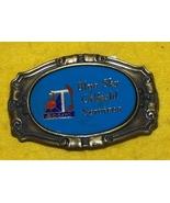 Blue Sky Oilfield Service Belt Buckle Alberta  - $20.00