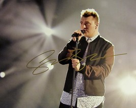 Sam Smith Autographed Hand Signed Large 11 X14 Photo W/Coa Stay With Me - $69.99