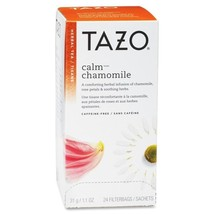 Tazo Herbal Tea Herbal Tea Calm Blend 24/Box - $31.73