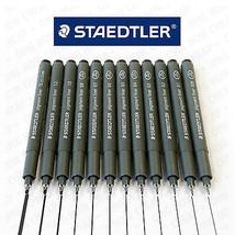 STAEDTLER 308 PIGMENT LINER FINELINER DRAWING S... - $8.85