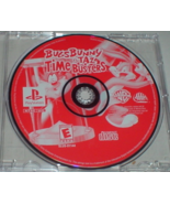 Bugs Bunny & Taz Time Buster Sony PlayStation 1 2000 - $19.95