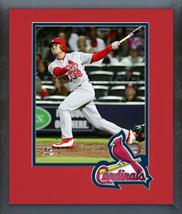 Aledmys Diaz 2016 St. Louis Cardinals - 11x14 Team Logo Matted/Framed Photo - $42.95
