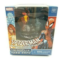 WizKids Marvel Spider-Man and His Amazing Friends Heroclix Team Pack, NEW - $25.99