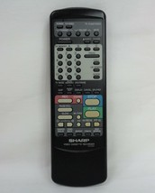 Sharp G0726GE Original Factory VCR Remote VC8870, VCH890, VCH870, VC6630, VCA630 - $12.39