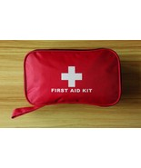 180pcs/pack Safe Travel First Aid Kit Camping Hiking Medical Emergency K... - $49.95