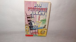 101 President Jokes Book 1990 Paperback Melvin Berger - $9.99