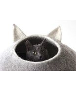 SALE Pet gift - pet bed - Cat bed - cat cave - ... - $92.65 - $146.20