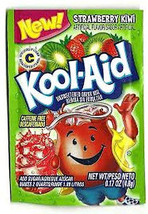 Kool-Aid Drink Mix Strawberry Kiwi 10 count - $3.91