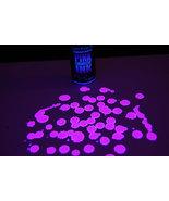 2oz Opticz Daytime Visible Pink Luminescent UV Blacklight Reactive Ink - $8.50