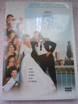 My Big Fat Greek Wedding John Corbett Nia Vardalos DVD 2002 - $3.99