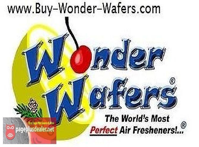 16- Wonder Wafers AQUA FROST (same as Blue Ice) Scent~Amazingly Fresh~