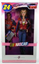 Jeff Gordon NASCAR Barbie Doll NRFB Mattel #K7905 Pop Culture dolls - $59.99