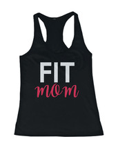 Fit Mom Work Out Tank Top Cute Mother's Day Or Holiday Gifts - $14.99+