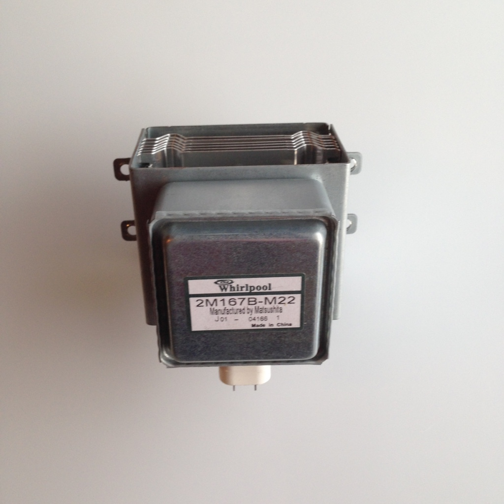 Microwave Oven Magnetron ~ M b whirlpool microwave oven magnetron w