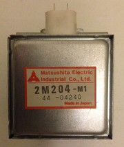 Panasonic Matsushita 2M204-M1 Microwave Oven Magnetron OEM Replacement Part - $39.00