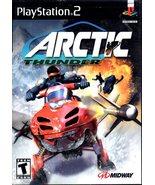 Playstation 2 - Arctic Thunder - $10.00