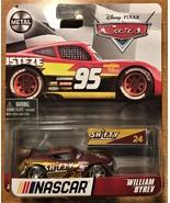 Disney Pixar Cars - NASCAR - #GYD44 William Byrev - $14.49