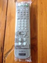 Sony TV Remote Silver Plastic - $1,000.00