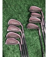 Tour Model II 3, 4, 5, 6, 7, 8, 9, P Iron Set Steel, Right handed - $84.99