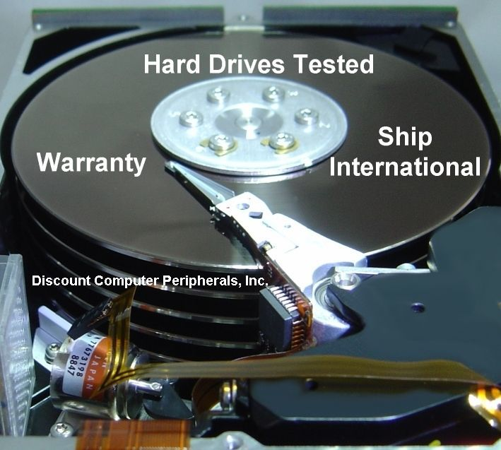 CDC 94166-141 125MB 5.25IN FH ESDI Drive Tested Good Free USA Shipping