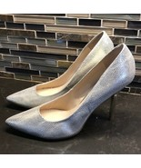 Guess Plasma pointed toe gold heel stiletto - $54.45