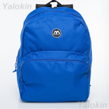 NEW Blue Lightweight Unisex Compact Size Fashion Backpack Shoulder Book Bag - $23.99