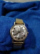 Vintage 1972 Timex Mercury Series Mechanic Men's Watch SERVICED Poker Chip Dial - $84.11