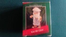"Hallmark 1988 ""Kiss The Claus"" - $4.95"