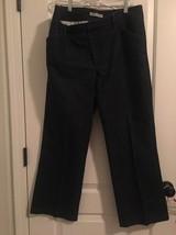 Lee Natural Straight Leg Blue Denim Jeans Women's Pants Sz 16 Petite Clo... - $31.68