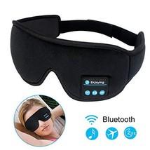 Upgraded Bluetooth Eye Mask Sleep Headphones,WU-MINGLU Wireless Music Si... - $19.62