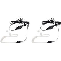 Motorola(R) 1518 2-Way Radio Accessory (2-Way Radio Surveillance Headset... - $44.27