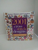 2001 Cross Stitch Designs: The Essential Reference Book - Better Homes &... - $15.40