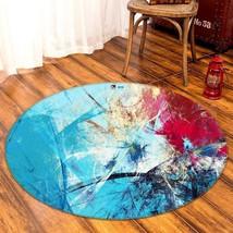 3D Retro Design 2 Non Slip Rug Mat Room Mat Round Quality Elegant Carpet AU - $65.91+