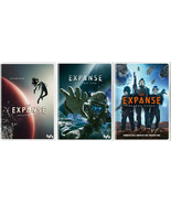 THE EXPANSE Complete Seasons 1-3 DVD Bundle BRAND NEW Free Ship - $58.79