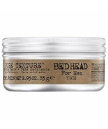 TIGI BED HEAD FOR MEN PURE TEXTURE MOLDING PASTE 2.93 OZ / 83 g - $14.84