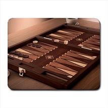 Backgammon Mousepad (Neoprene Non-slip Mousemat) - $7.71